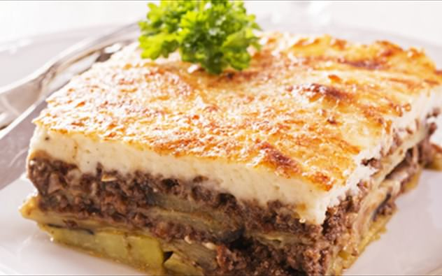 Traditional Greek Lesson  Moussaka – A delicious taste of